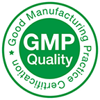 Certifikát Good Manufacturing Pacifice Certification