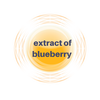 extract of blueberry