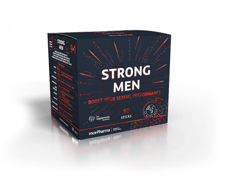 New product STRONG MEN