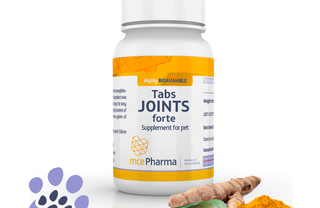 New Product! Tabs JOINTS forte for your pets!