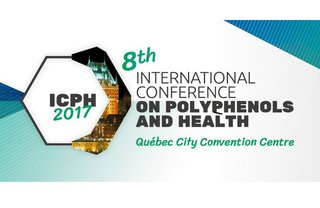 Quebec, Canada - 8th International Conference of Polyphenols and Health