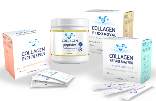 New range of collagen products!