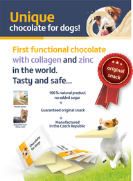 Functional snack for dogs