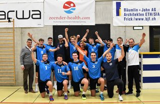 Volleyball team Traktor Basel