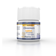 Chromium tablet