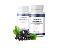 Immuno Colostrum Calcium Aronia