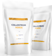 Colostrum complex support for new-born foals