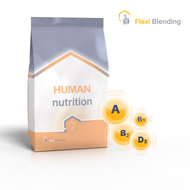 Customized premixes for human nutrition